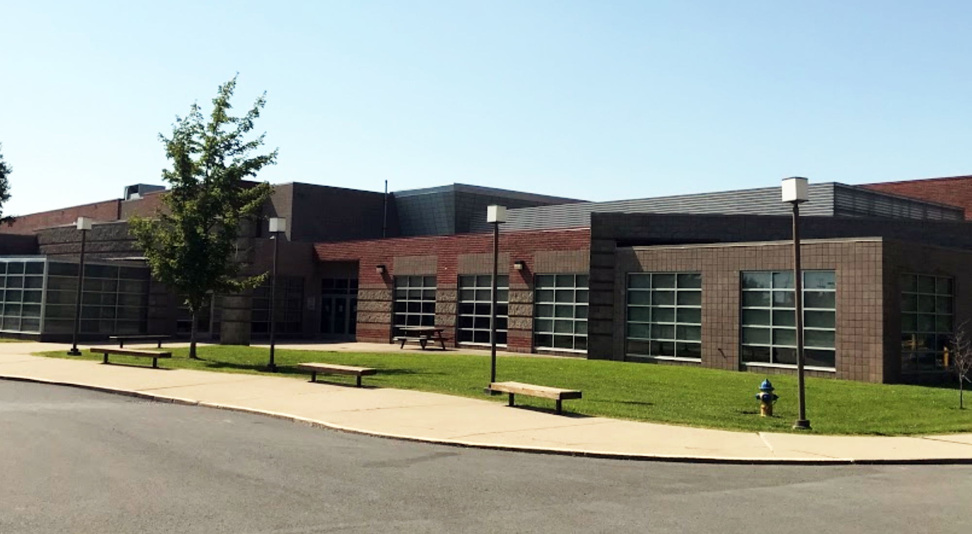 Beckley Stratton Middle School