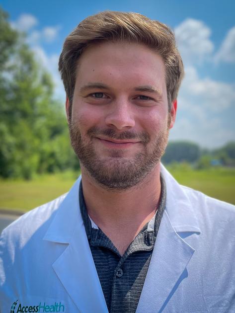 Nathanial Van Grouw, D.O.